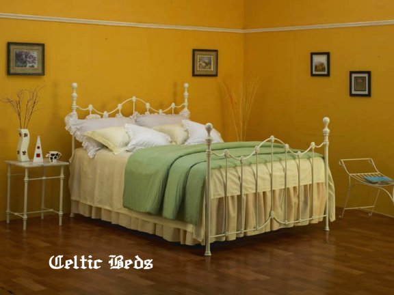 The Wrought Iron Bed Company Celtic Beds Lagan