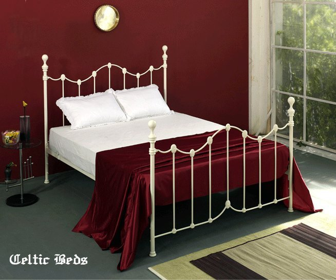 Image Result For Rod Iron Beds